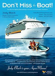 ads for Jody black