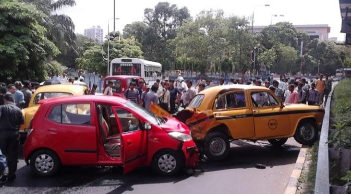vehicular accident